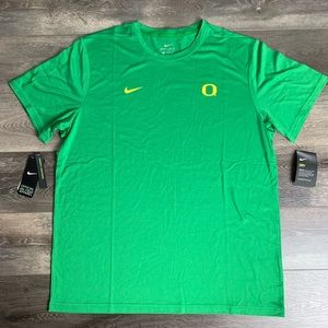 Nike Oregon Ducks Dri Fit T Shirt NWT size XL